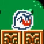 EDS Ghost Mario Bros