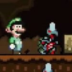 Luigi Bros: The Nightmare House
