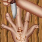 Knife Hand