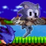Sonic The Ghosthog
