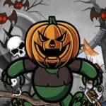 Torture Pumpkin Monster
